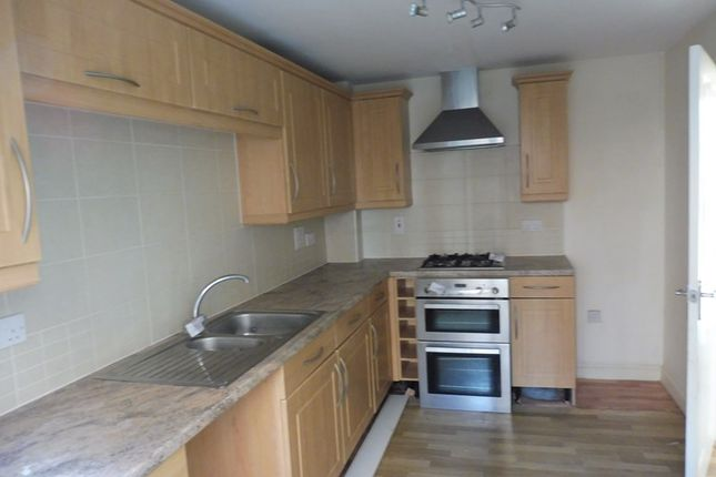 Thumbnail Semi-detached house for sale in Glas Y Gors, Aberdare