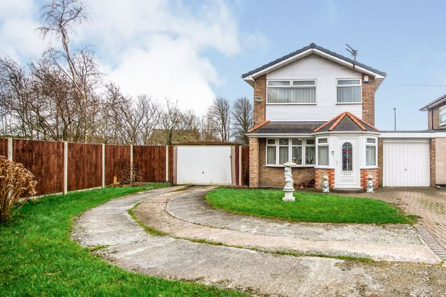 Thumbnail Link-detached house for sale in Cleveland Close, Kirkby, Liverpool