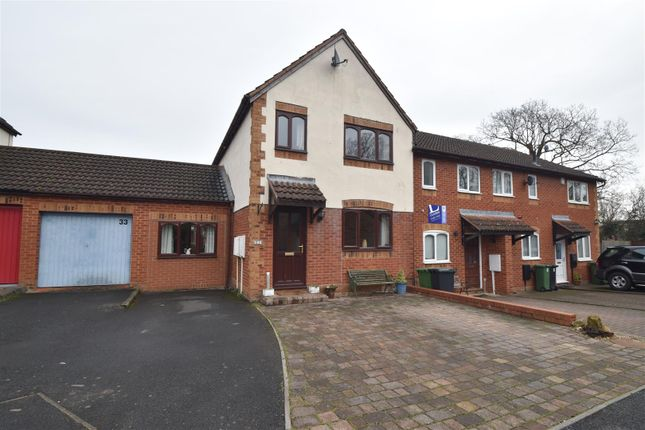 Thumbnail End terrace house for sale in Coppice Way, Droitwich