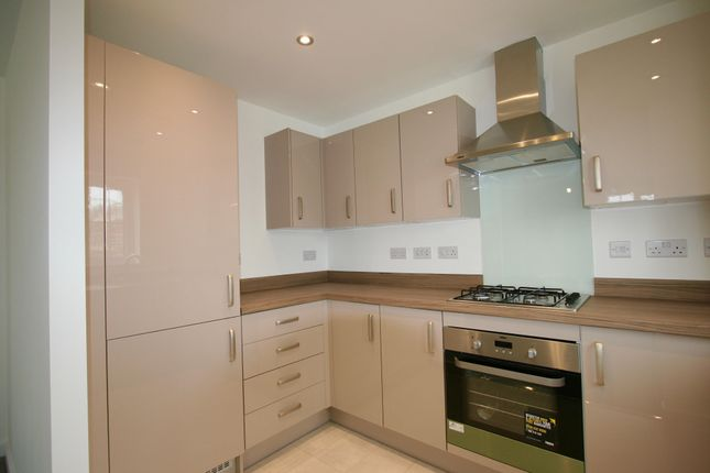 Thumbnail Flat to rent in London Road, Priors Hall Park, Corby