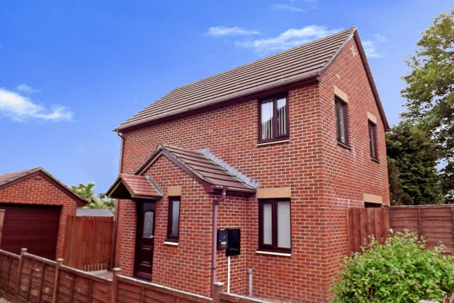 Thumbnail Detached house for sale in Penwithick Park, Penwithick, St. Austell