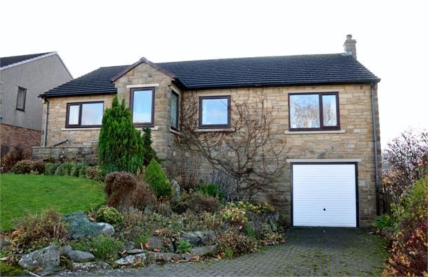 Thumbnail Detached bungalow for sale in Bruntley Meadows, Alston, Cumbria.