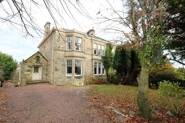 Thumbnail Semi-detached house to rent in Hamilton Avenue, Glasgow