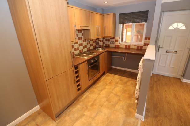 Kitchen of Aspen Close, Rushden NN10
