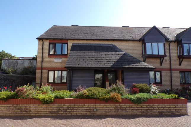 Thumbnail Flat to rent in Abyssinia Court, Barnstaple