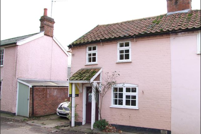 Thumbnail Semi-detached house for sale in Orford Road, Tunstall, Woodbridge
