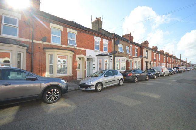 Thumbnail Terraced house to rent in Purser Road, Abington, Northampton