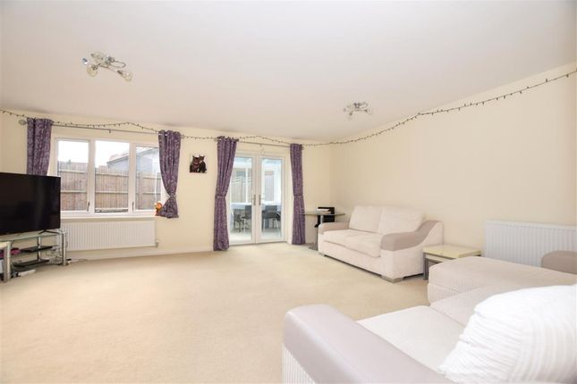 Thumbnail Detached house for sale in Bluegown Avenue, Leybourne, West Malling, Kent