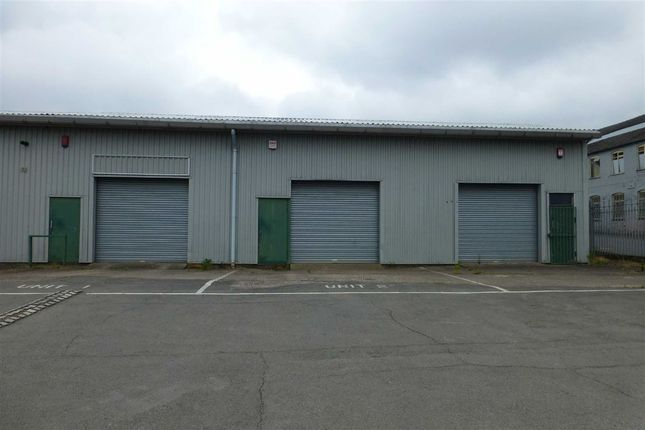 Light industrial to let in Moorland Road, Stoke-On-Trent, Staffordshire