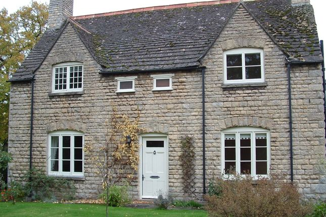 Thumbnail Detached house to rent in West End, Exton, Oakham, Rutland