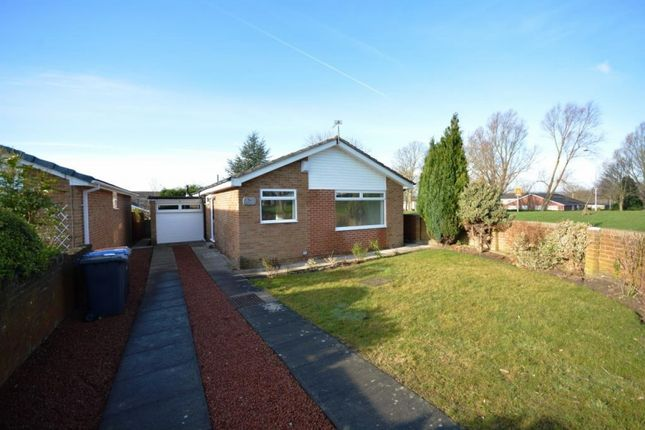 Thumbnail Bungalow for sale in Fenton Close, Chester Le Street