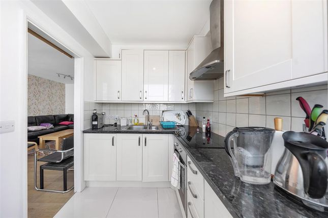 Kitchen of The Water Gardens, London W2