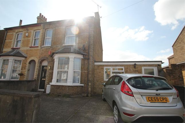 Thumbnail Semi-detached house to rent in Otterfield Road, West Drayton, Middlesex