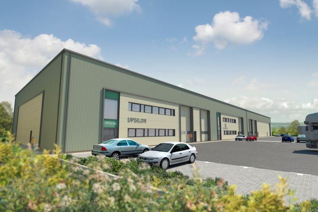 Thumbnail Industrial for sale in Mill Lane, Hawkeridge, Westbury