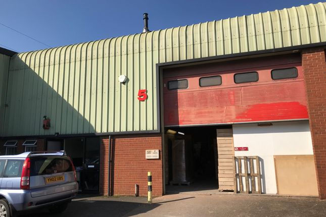 Thumbnail Industrial to let in Cofton Road, Exeter