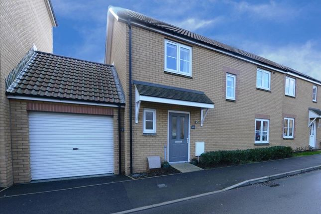 Thumbnail Terraced house for sale in Kingswood Road, Crewkerne