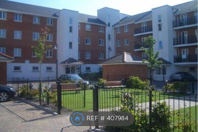 Thumbnail Flat to rent in Hermitage Close, Abbey Wood
