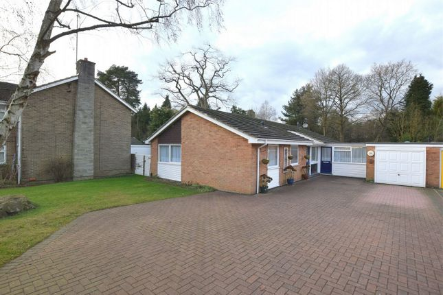 Thumbnail Detached bungalow for sale in Clewborough Drive, Camberley, Surrey