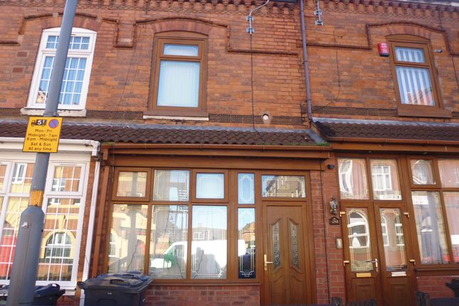 Thumbnail Terraced house for sale in Bordesley Green, Birmingham