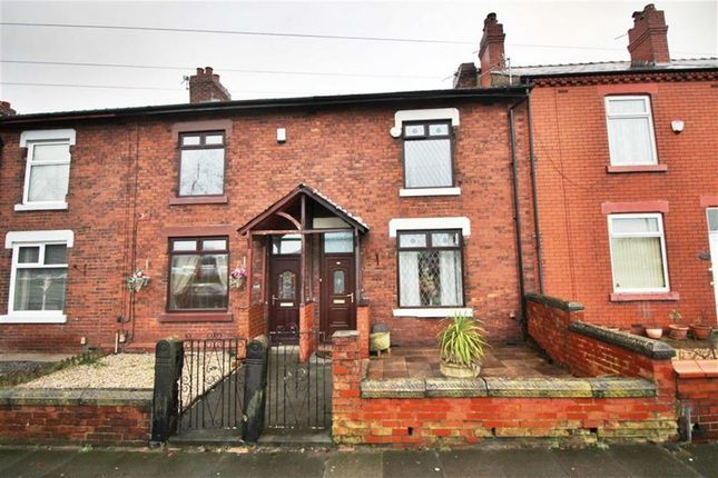 Thumbnail Terraced house for sale in Warrington Road, Wigan