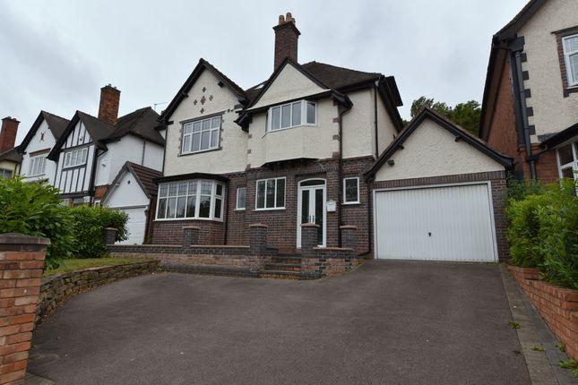 Thumbnail Detached house for sale in Bristol Road, Edgbaston, Birmingham