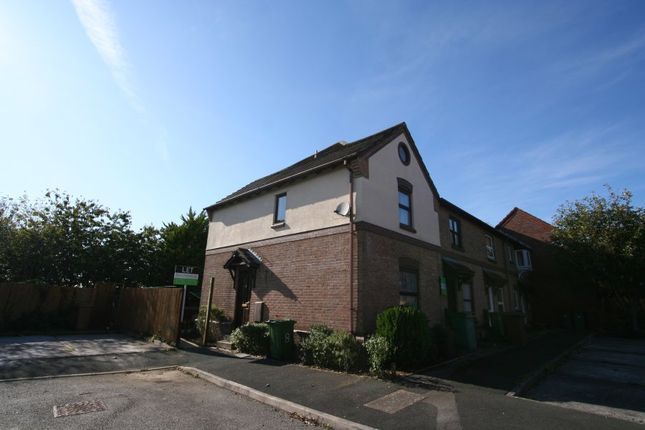 Thumbnail Terraced house to rent in Yeats Close, Crownhill, Plymouth