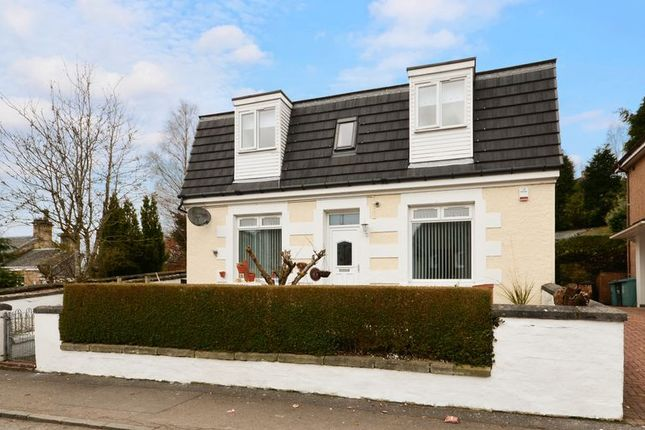 Thumbnail Detached house for sale in Low Craigends, Kilsyth, Glasgow