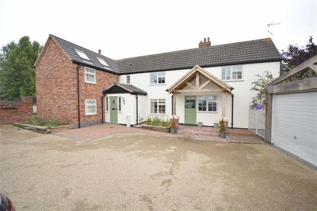 Thumbnail Detached house for sale in Beauvale, Newthorpe, Nottingham