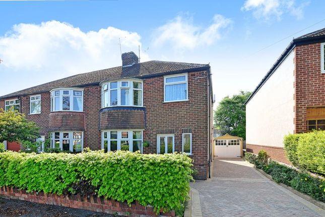 Thumbnail Semi-detached house for sale in Green Oak Road, Totley, Sheffield
