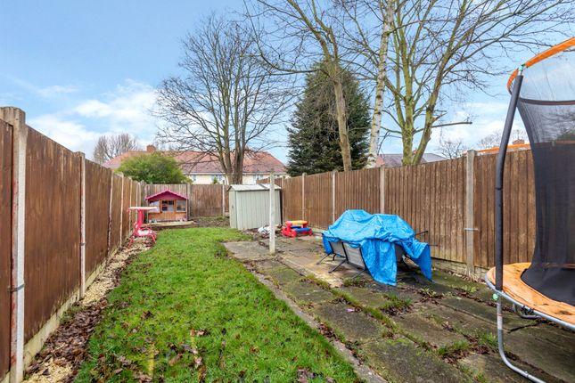 Garden of Minehead Road, Fordhouses, Wolverhampton WV10
