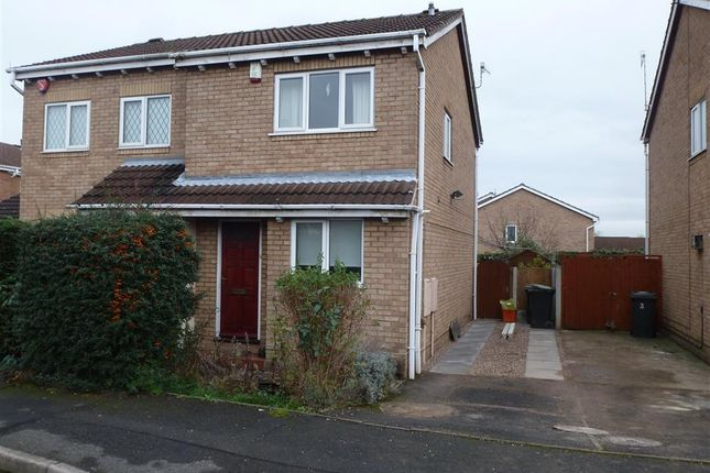 Thumbnail Property to rent in Goodman Close, Giltbrook, Nottingham