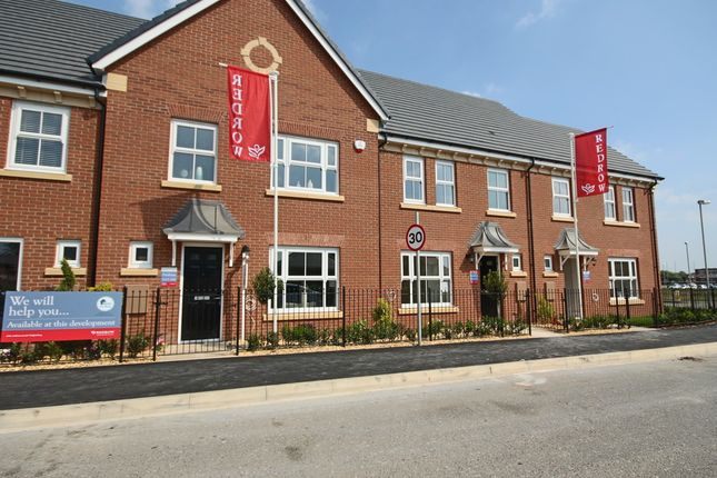 Thumbnail End terrace house for sale in Barnes Wallis Way, Buckshaw Village, Chorley