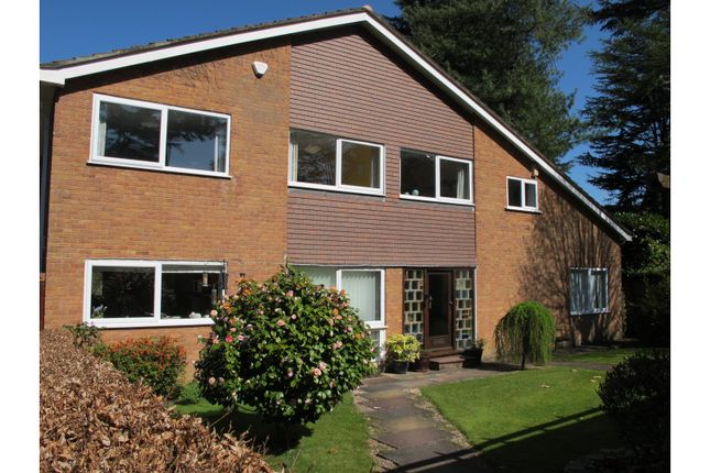 Thumbnail Detached house for sale in Fiddlers Green, Solihull