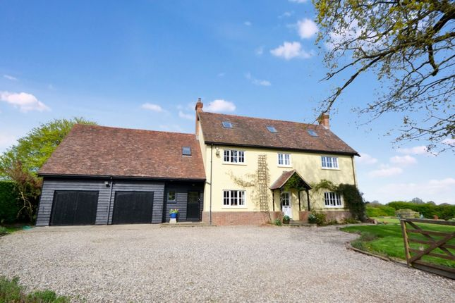 Thumbnail Detached house for sale in High Easter Road, Barnston, Dunmow