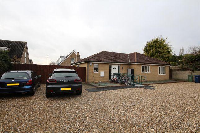 Thumbnail Detached bungalow for sale in Coldhams Lane, Cherry Hinton, Cambridge
