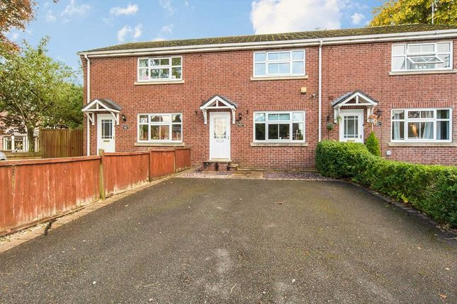 Thumbnail Terraced house to rent in Townsend Road, Congleton, Cheshire
