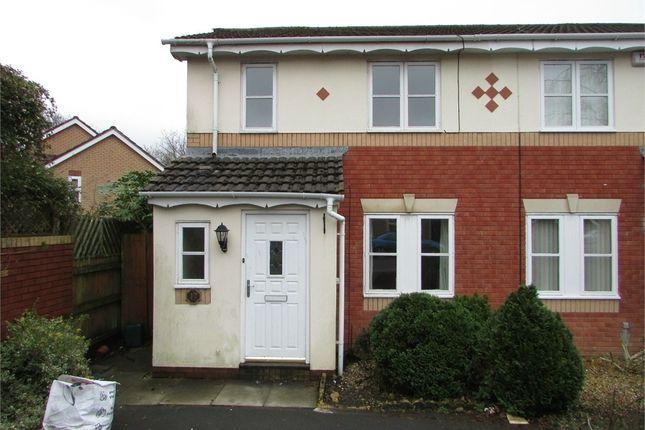 Thumbnail Terraced house to rent in Derwen Deg, Bryncoch, Neath, Mid Glamorgan