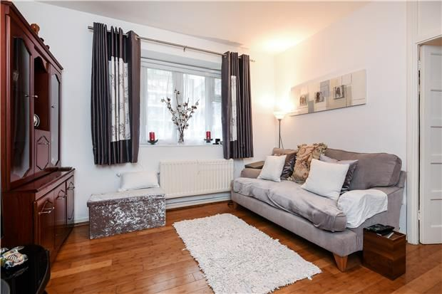 Thumbnail Flat for sale in Blair House, Stockwell Gardens Estate, London