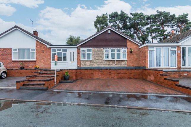 Thumbnail Bungalow for sale in Uplands Drive, Wombourne