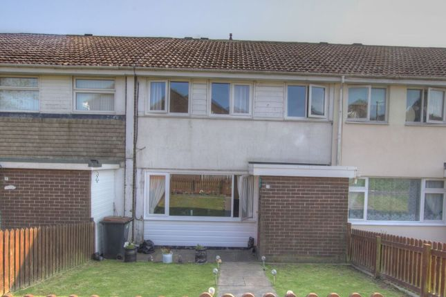 Thumbnail Terraced house for sale in Dunelm Way, Leadgate, Consett