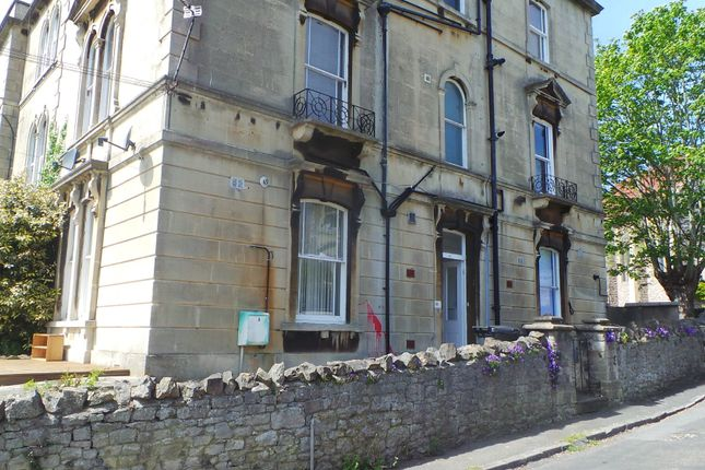 Thumbnail Flat to rent in Queens Road, Weston-Super-Mare