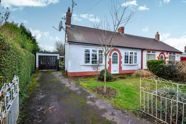 Bungalow for sale in Northfield Drive, Mansfield, Nottingham, Nottinghamshire