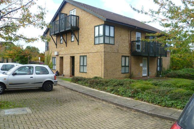 Thumbnail 1 bed flat to rent in Ramsthorn Grove, Walnut Tree, Milton Keynes