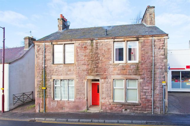 Thumbnail Flat for sale in East High Street, Crieff