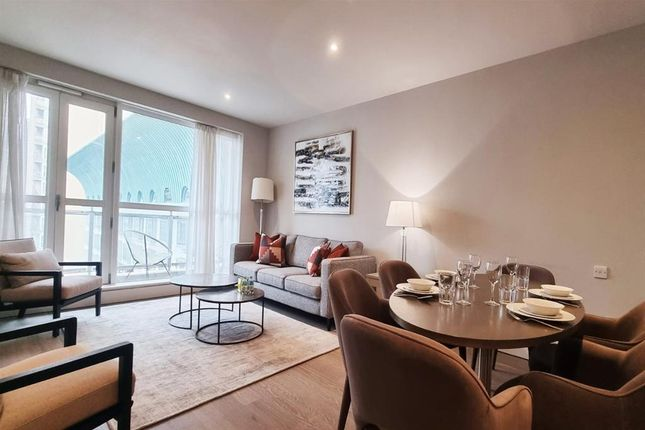 Thumbnail Flat to rent in Westferry Circus, Canary Wharf, London
