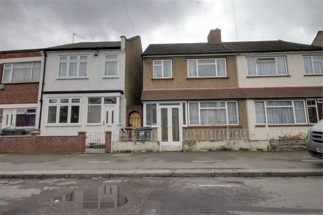Thumbnail Terraced house to rent in Thorpe Hall Road, Walthamstow, London