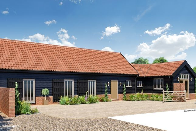 Thumbnail Barn conversion for sale in Wickham Street, Newmarket