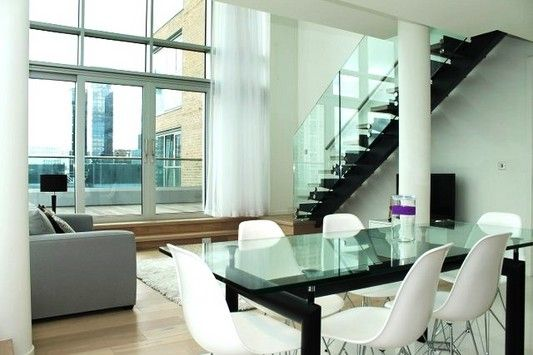 2 bed flat for sale in Baltimore Wharf, North Boulevard, Canary Wharf