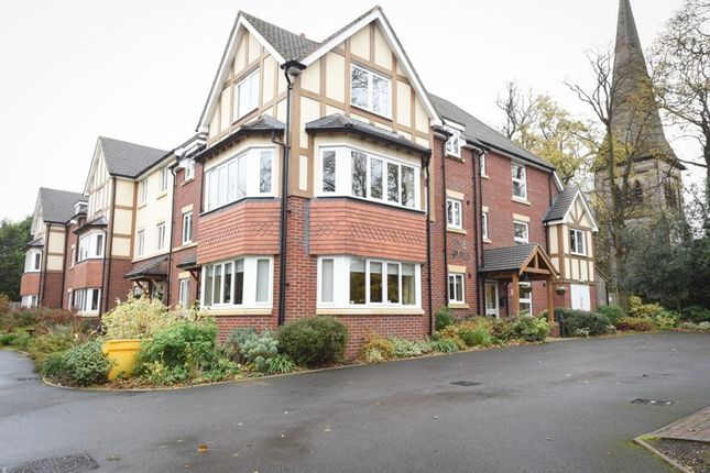 Thumbnail Flat for sale in Church Road, Sutton Coldfield