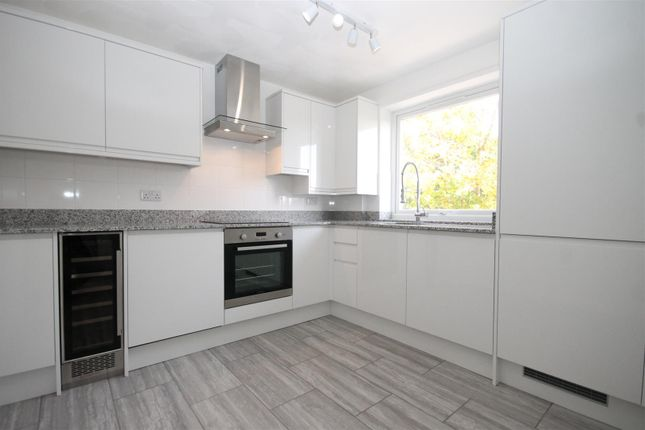 Thumbnail Flat to rent in Angel Road, Norwich